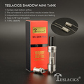 Youngjune newest Teslacigs Shadow Mini Tank the drip tip protect oil from spilling out Teslacigs Shadow Mini Tank