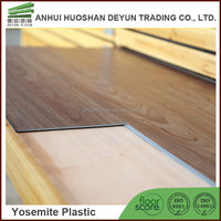 "6""*36"" Wood Grain PVC Flooring Plastic Wood Plank Flooring"