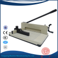YG 858 heavy duty A4 guillotine manual paper cutter