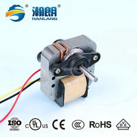 YJ61series AC electric induction motor for cross flow fan single phase electric motor