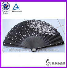 Commercial wedding invitation bamboo hand fans