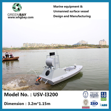 Hydrocarbon detectionUnmanned surface Offshore oil spill recovery Autopilot vessel USV survey boat RC Remote control vehicle