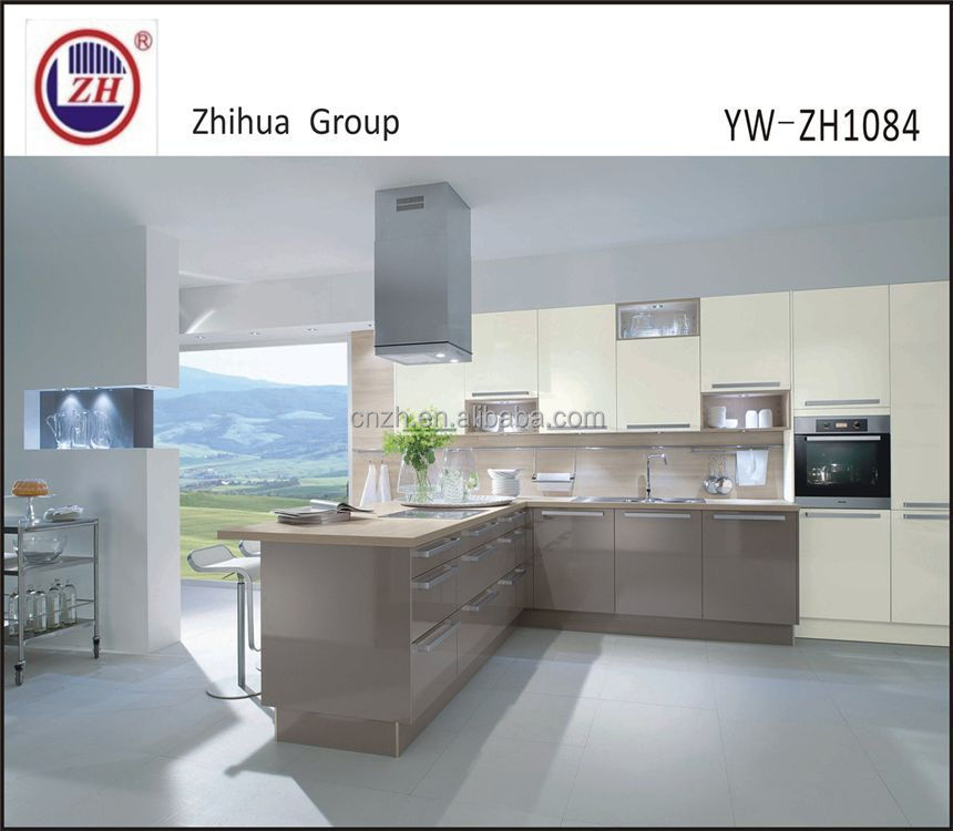 Cheap Mdf Pvc Kitchen Cabinet Door Price Buy Kitchen