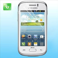 100% fits for samsung galaxy young s3610 screen protector film/guard/shield/skin