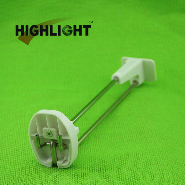 Highlight DPH001 plastic retail antitheft display hook for slatwall/ Anti-theft Locking Hook/ Slatwall security hanger
