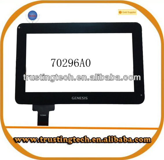 7 inchs cromax capacitive touch screen for GENESIS tablet PC handwritten screen 70296A0