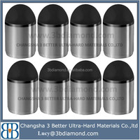 Diamond PDC cutters insert/ Conical PDC cutters for DTH hammer bit