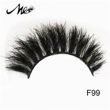 Qingdao factory supply beautiful handmade horse hair eye lashes strip