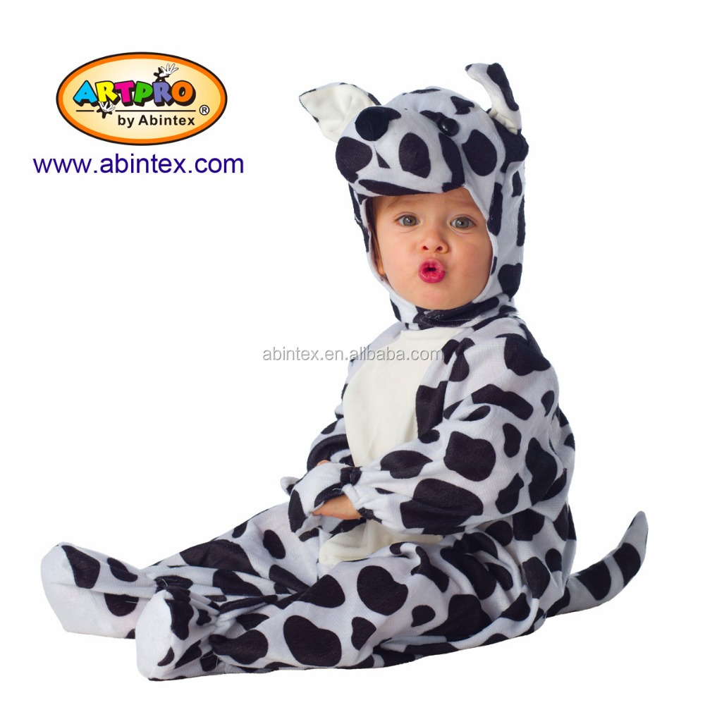Animal costume (01-50K-BB) as Dalmati Dog Baby costume for Toddler costume with ARTPRO brand