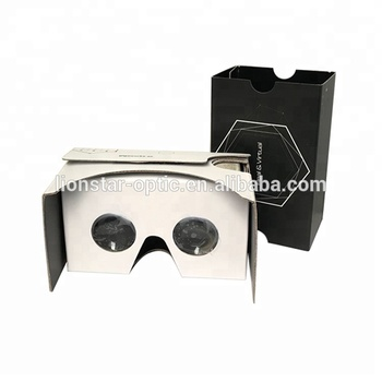 5%%-10% DISCOUNT off for virtual reality immersive promotion print logo goggles 3d glasses Cardboard VR