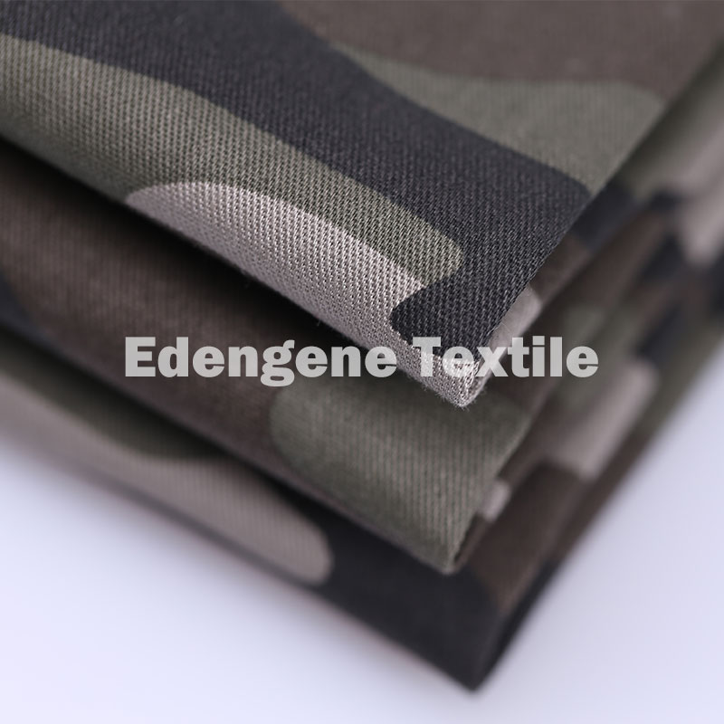 100 % cotton printing twill woven fabric