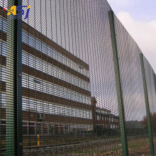 electric galvanized 358 high security fence