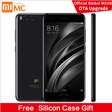 Original Xiaomi Mi6 Mi 6 Smartphone 6GB 128GB Global ROM Snapdragon 835 Octa Core 2.45 GHz 5.15'' 1920x1080 18W Fast Charge NFC