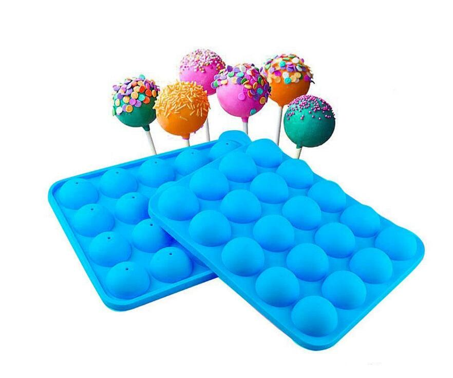 Silicone 20 Cake Pop Mold