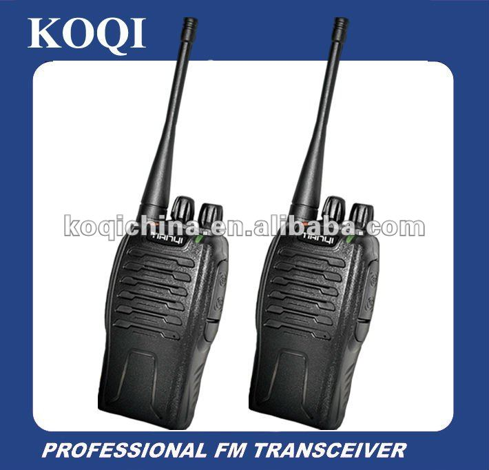 400-470mhz KOQI-100 2012 UHF 5Watt Handheld Cheap Wireless Tour Guide System