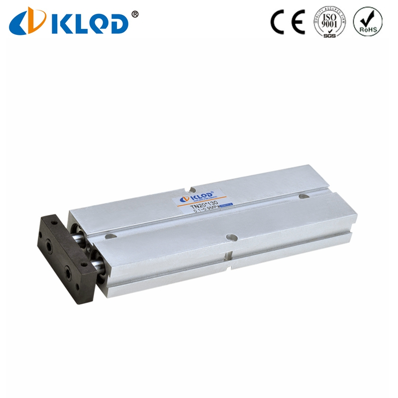 KLQD Brand Double Rod Pneumatic Air Cylinder TN20x130