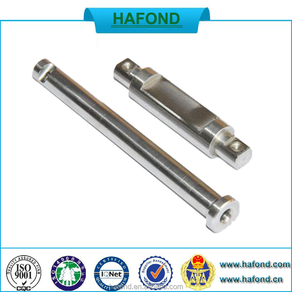 Shenzhen competitive price aluminum spare parts for textile machine