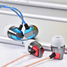 JKR-303 In-Ear Super Bass Stereo Headphone With Mic Sport Running Sweatproof Wired Earbuds Universal For Smartphone