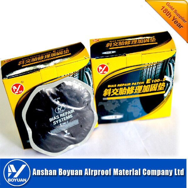 tire cold patch and round tube patch A43