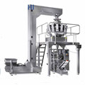 Vertical filling machine VFFS oatmeal crisps packaging machine