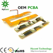 Hycentech Car LED FPC printing circuit board OEM led smd pcb board manufactuer design for Car LED