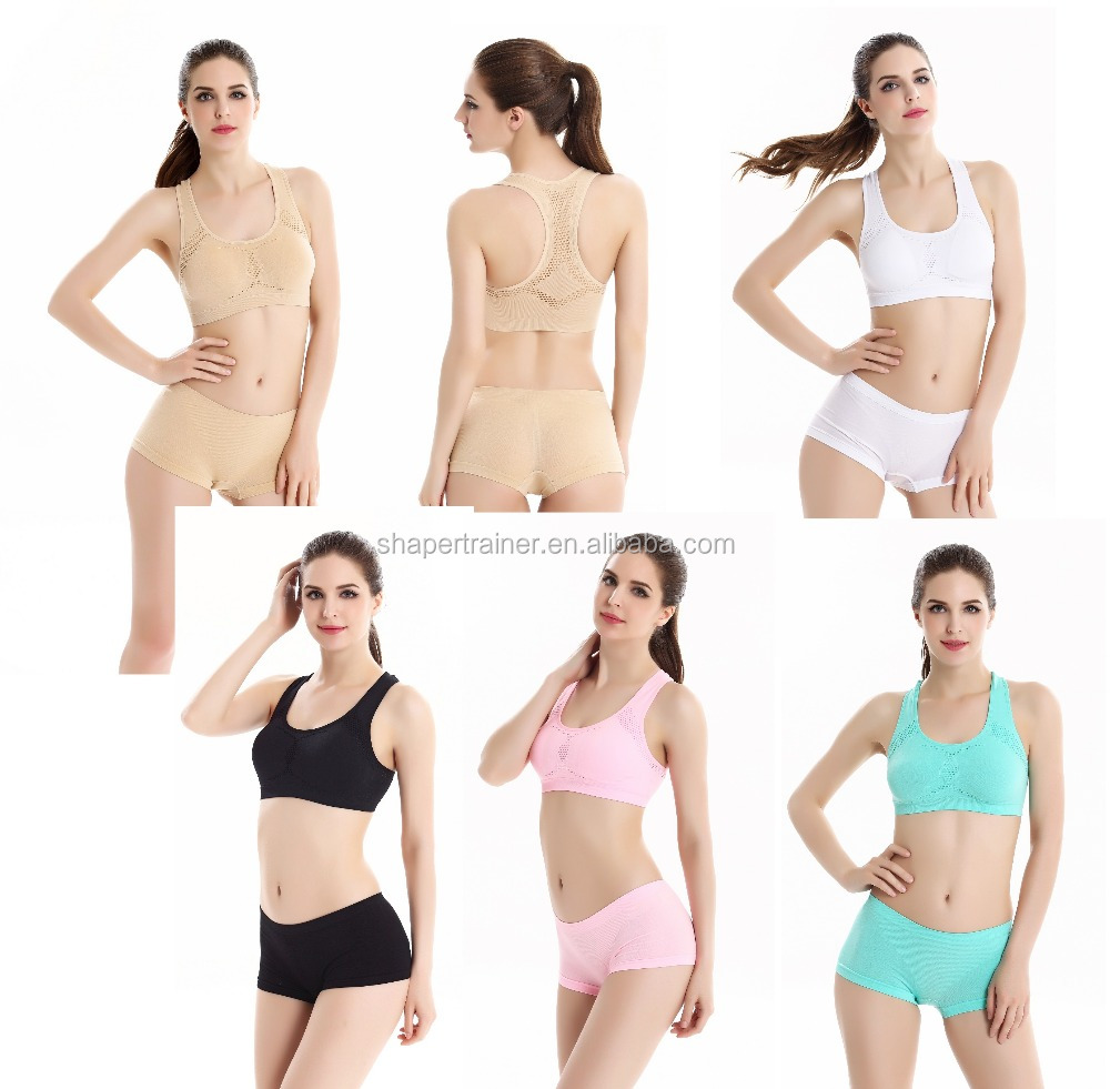 Healthy Slimming Shaper Burn Fat Lose Weight Fitness Fat Slimming Body Shaper Bra