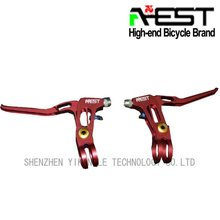 Anodized Bicycle Brake Levers