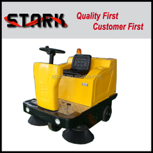 SDK-1360 Big promotion cordless electronic sweeper forklift sweeper garage sweeper
