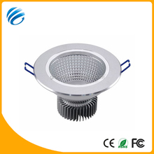 2014 new products Dimmable led down light high power down light led 3 year warranty CE RoHS 3.5 inch 7w cree led cob downlight