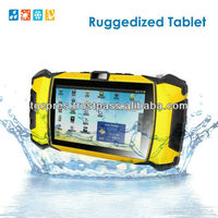 Rugged Ruggedized, Splash Proof, Shock Resistant Android MID for industrial, outdoor, marine, military applications