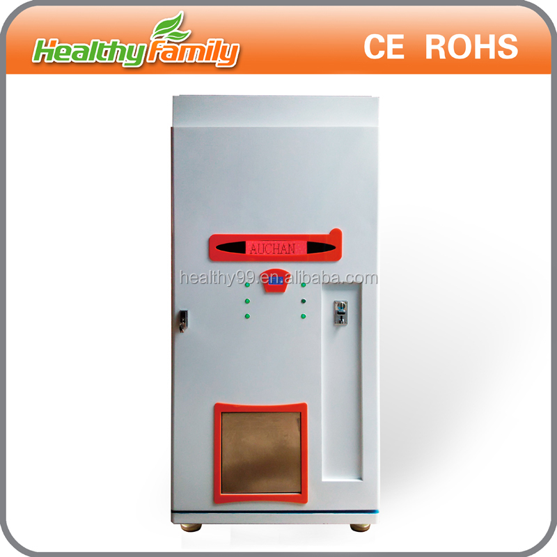 450KG/D Ice Vending Machine with coin <strong>payment</strong>