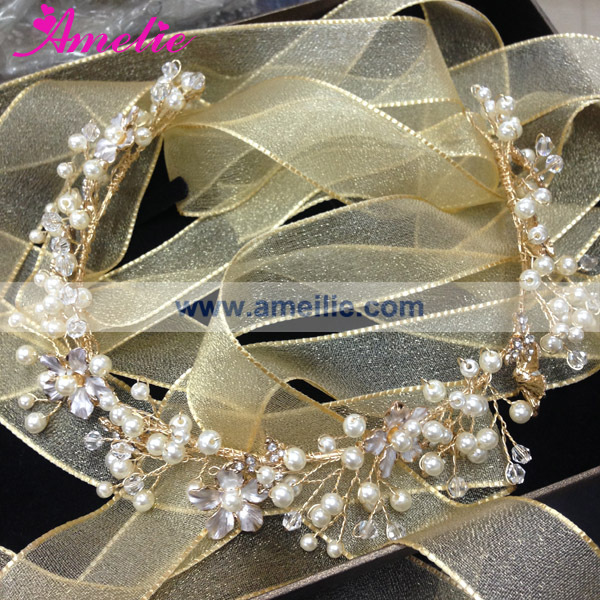 New Arrival Aug Style Wedding Dress Accessories Bridal Headpieces