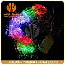 christmas outdoor decoration 3.5m Droop 0.3-0.5m curtain string led lights 220V New year Garden Xmas Wedding Party 34