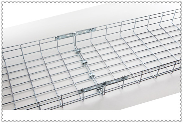 China hot dipped galvanized electric wire mesh cable tray supplier