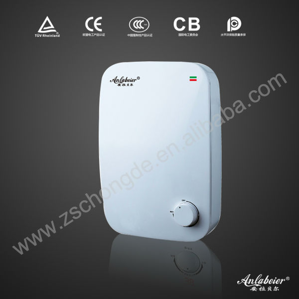 220V 1-3KW easy installation instant electric shower water heater made in China