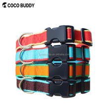 2017 New Dogs Application Bamboo Pet Collars & Leashes Type Design Your Own Dog CAollar