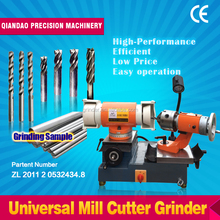 High precision universal knife grinder end mill cutter grinder GD-32N CE-certification drill bit cutter grinder