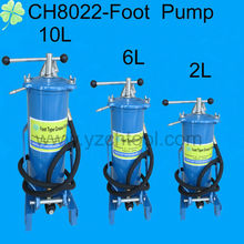 CH8022-10l grease dispensing pump/6L Foot Grease Dispensing Unit/ 2L foot operated grease pump