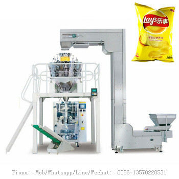 2017 hotsale zipper bag packing machine with factory price
