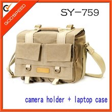 2013 new model canvas Waterproof durable dslr camera case dslr