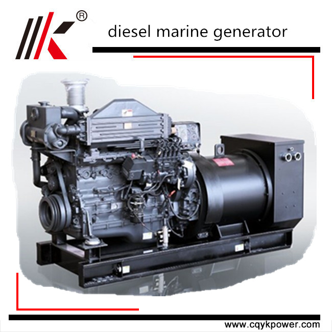 generating electricity set 30KW-800KW Weichai Marine Diesel Engine Generator Set with CCS for ship generator unit