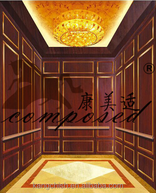 custom size single/double person elevator lift elevator