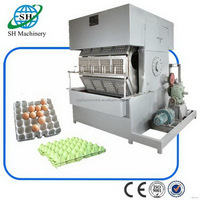 Cheap hot-sale used paper small egg tray making machine