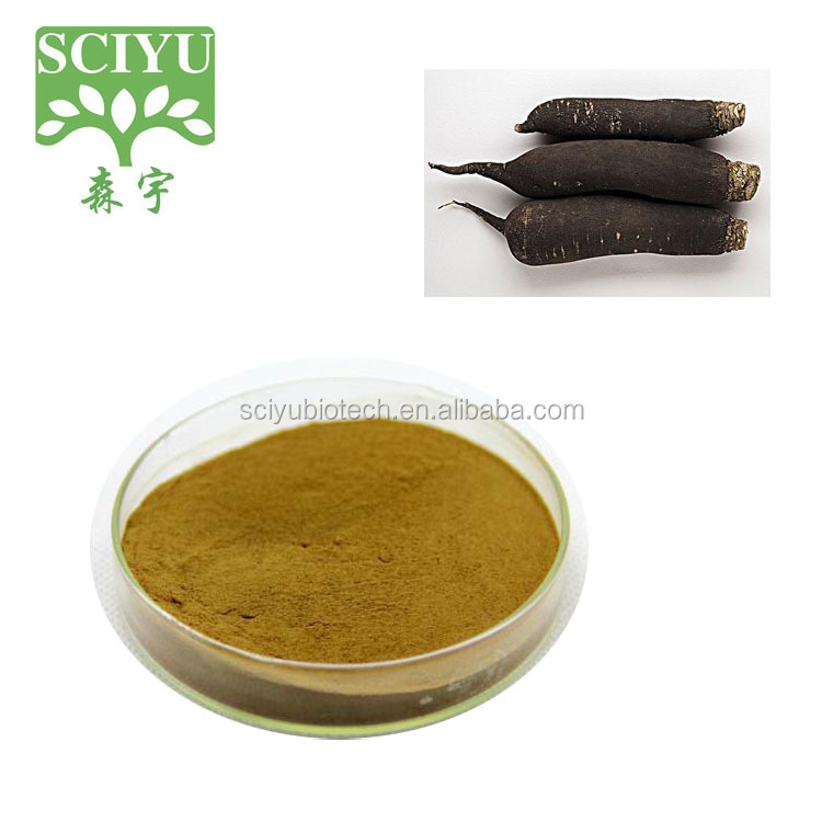 Natural Black Radish Root Extract, Black Radish Powder