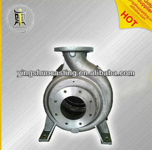 Iron Ore Centrifugal Dredge hydraulic pump body