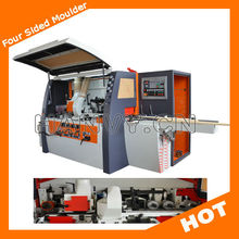 Four side Moulder / Four sided wood planer