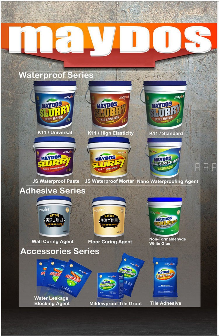 Maydos super performance wood polyester coating paint