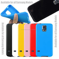 Hot Gel TPU Silicone Case Cover Pouch Bumper Wallet for Samsung Galaxy S2 II i9100 / Galaxy S3 III i9300 Black