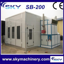 China supplier SB-200 Spray Booth/automobile paint booth/car care equipment