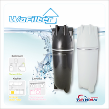 New Quick Change Design Whole House Water Filter for Water Purification System